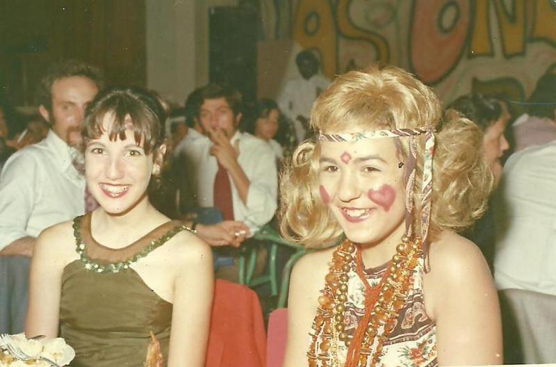 Isabel Redondo e Teresa Caetano