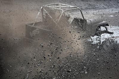 Mud Wars 12-12-2010
