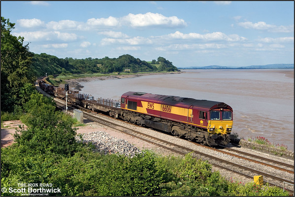 Class 66: English Welsh & Scottish Railways (EWS)
