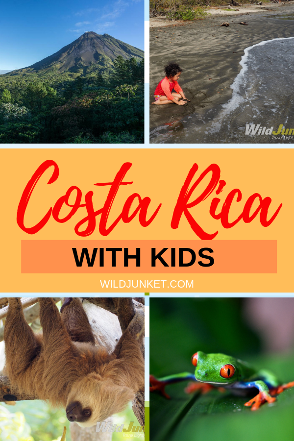 Costa Rica with Kids: My Detailed Family Travel Guide