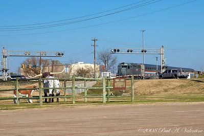 GVRR/FWWR & AmTrak Coach's 12-14-08