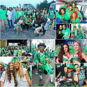 St. Patrick's Day ATL to Savannah 2018