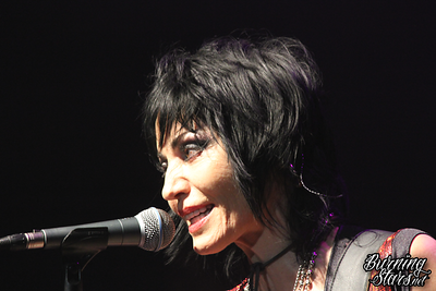 Joan Jett & The Blackhearts @ House Of Blues (Hollywood, CA); 8/01/13