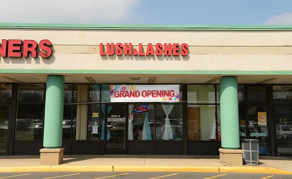 Lush & Lashes Grand Opening