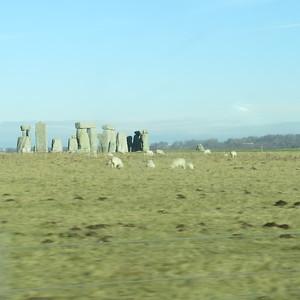London 2017 - Stonehenge
