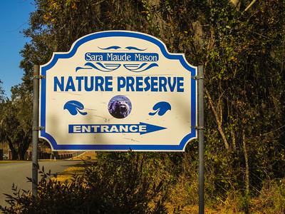 Sara Mason Nature Preserve