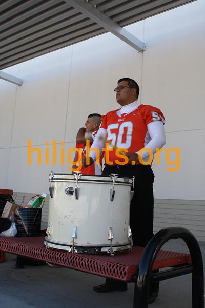 Drumming, 11-11