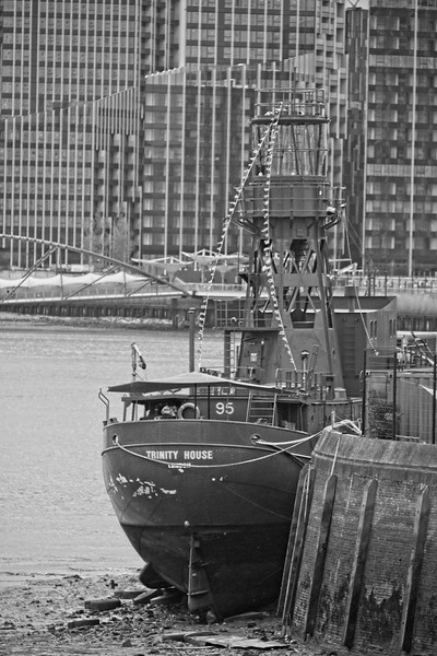 Lightship 95, Trinity Buoy Wharf