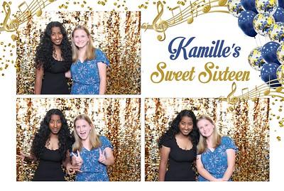 Kamille's Sweet Sixteen