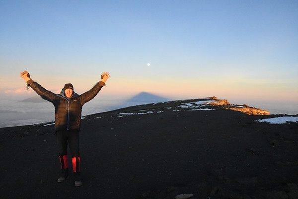 Kilimanjaro February 15-21, 2019
