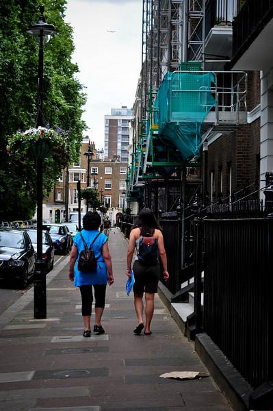 Jul-09 Park Walk