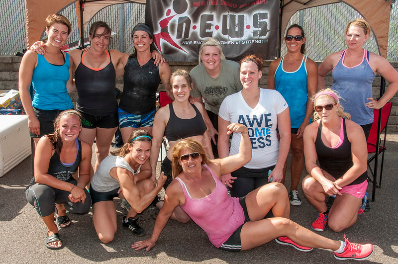 N.E.W.S Group Shot