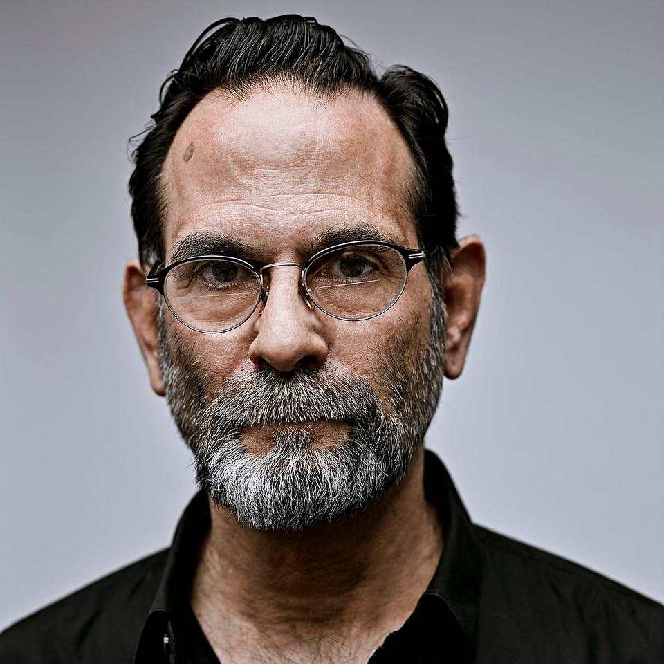 Avram Finkelstein Portrait