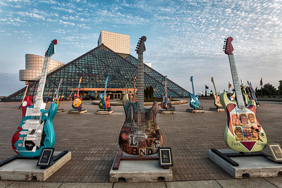 Cleveland Rock and Roll Hall of Fame - May 28, 2012