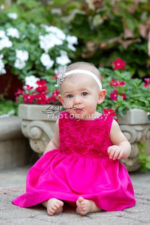 Jenna 9 months
