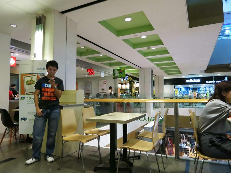 1763 Our dinner table at Novena shopping center.jpg