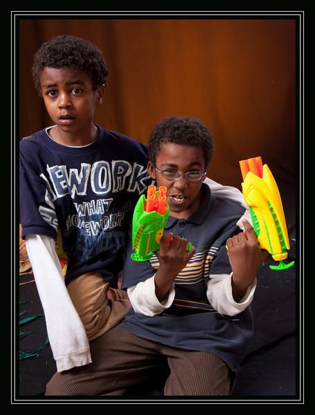 Boys May 2009