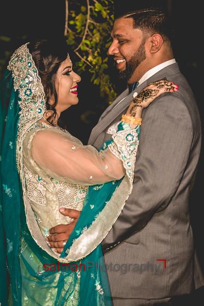 Shazia and Sheraz (Reception)