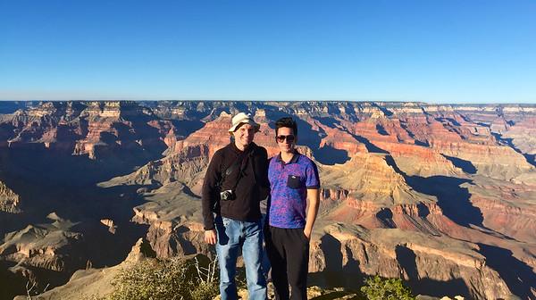 New Mexico & Grand Canyon (Oct 2014)