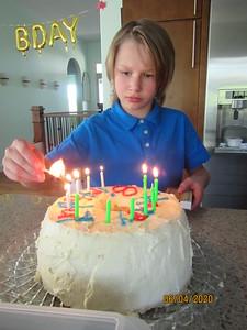 Abraham's Birthday