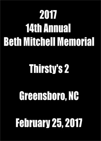 2017 Beth Mitchell Memorial