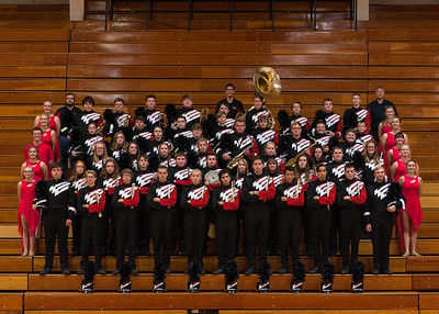 Marching Braves 2017