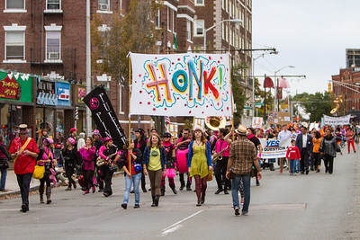 HonkFest Parade 2012