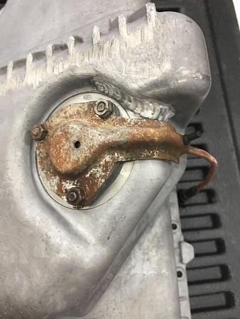 Engine install