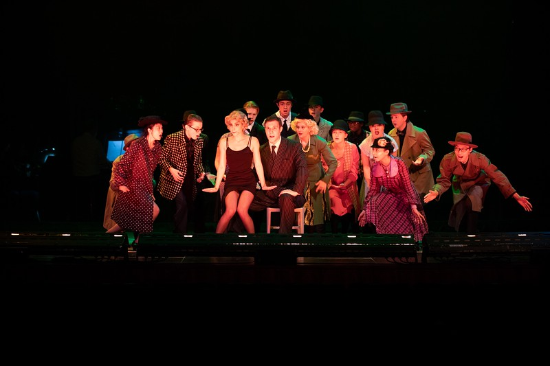 Taft presents the musical Chicago