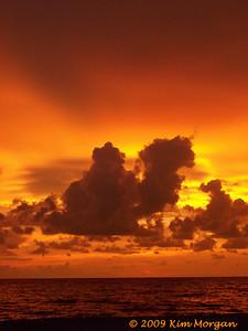 Blazing Sunrises/Sunsets