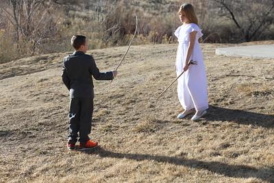 Indi and Jonah baptism