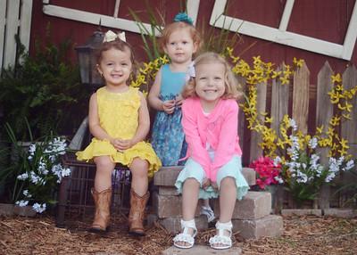 Kyla, Delilah, & Keira