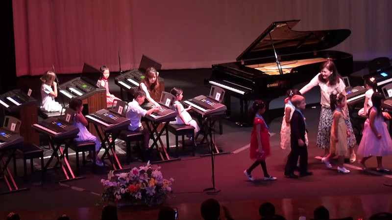 Leah 2014 recital