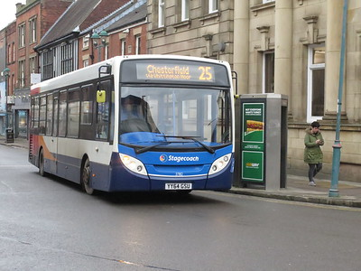 CHESTERFIELD BUSES DEC 2019