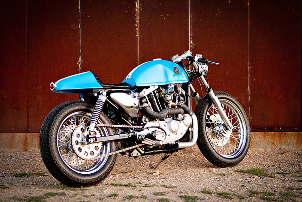 DP Customs 85 Grabber Blue Cafe