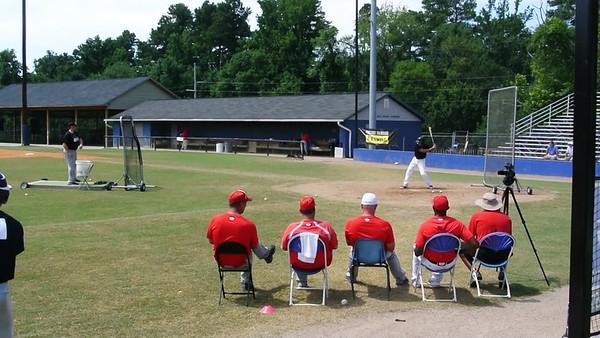 Baseball Factory Tryout