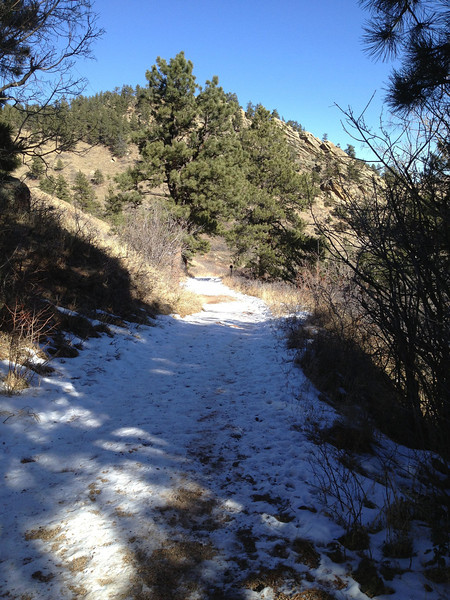 Outside: Boarding and Hiking