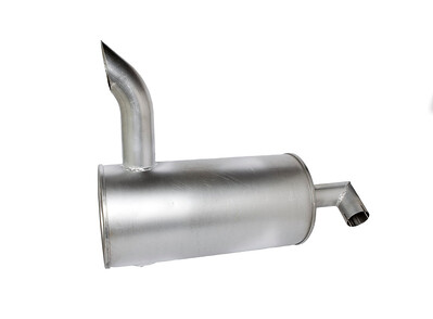 FIAT HITACHI FH SERIES EXHAUST MUFFLER BOX 71405379