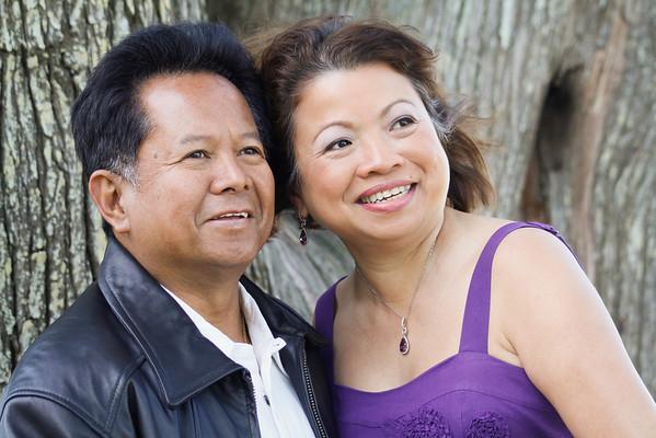 Daniel and Melinda