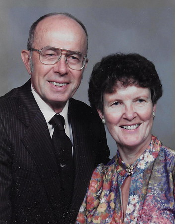 Gilbert and JaniceDemarest