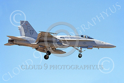U.S. Marine Corps Fighter Attack Squadron VMFA-122 WEREWOLVES Military Airplane Pictures