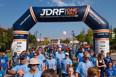JDRF ONE WALK 2017