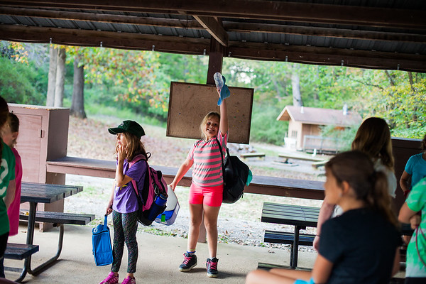 Girl Scout Camp Out 2017