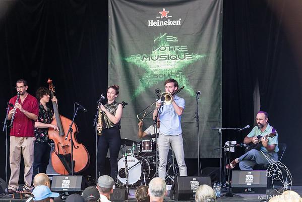 Aurora Nealand & The Royal Roses - Festival de Jazz de Montreal 2018