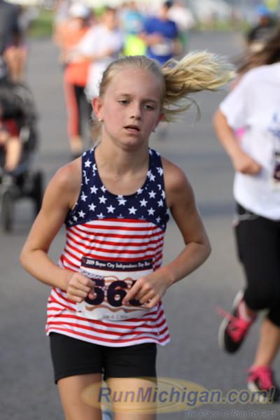2019 Boyne City Independence Day Run - July 4th