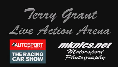 Terry Grant, Live Action Arena, NEC 2020