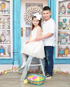 Lorenzo & Giuliana Easter 2021
