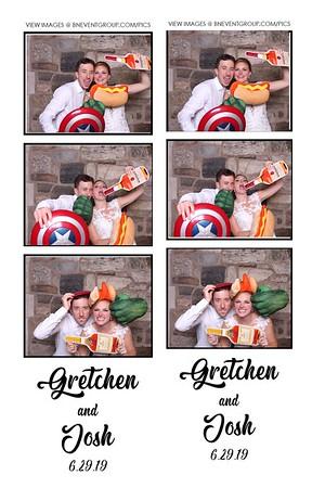 Gretchen & Josh @ Skylands Manor