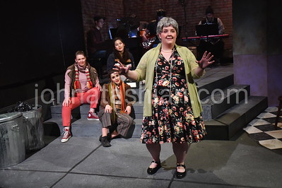 Trinity College - Little Shop of Horrors - April 3, 2019