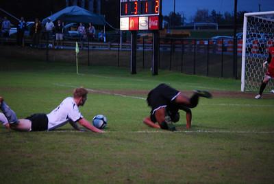 Men's Soccer vs ASU